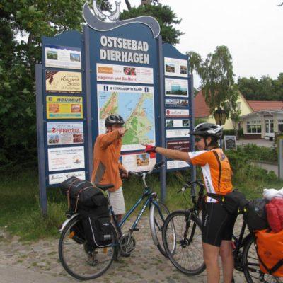 Fahrradwochenende