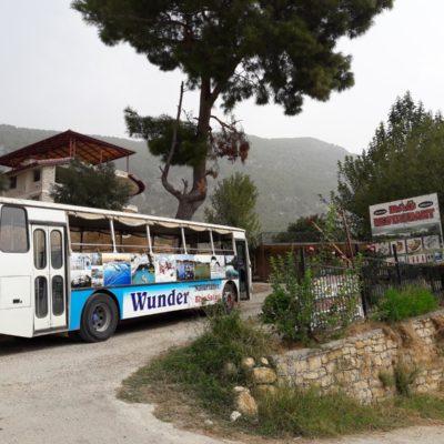 unser Tourenbus