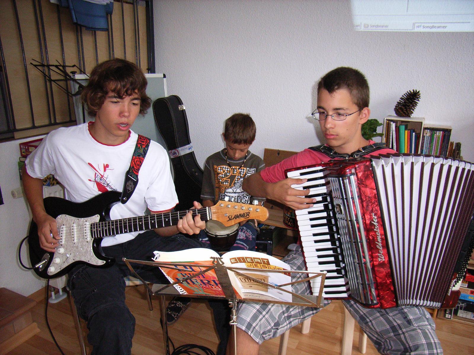 Musikteam