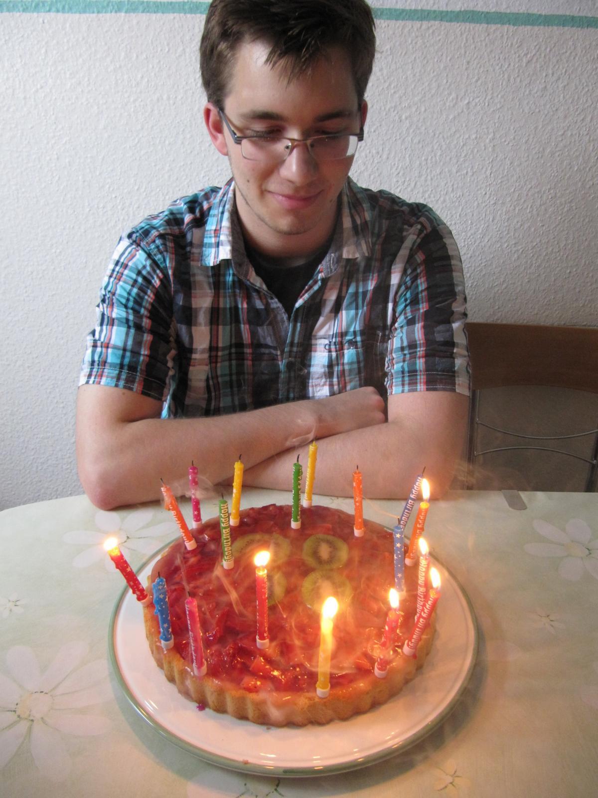 Philipp wird 18