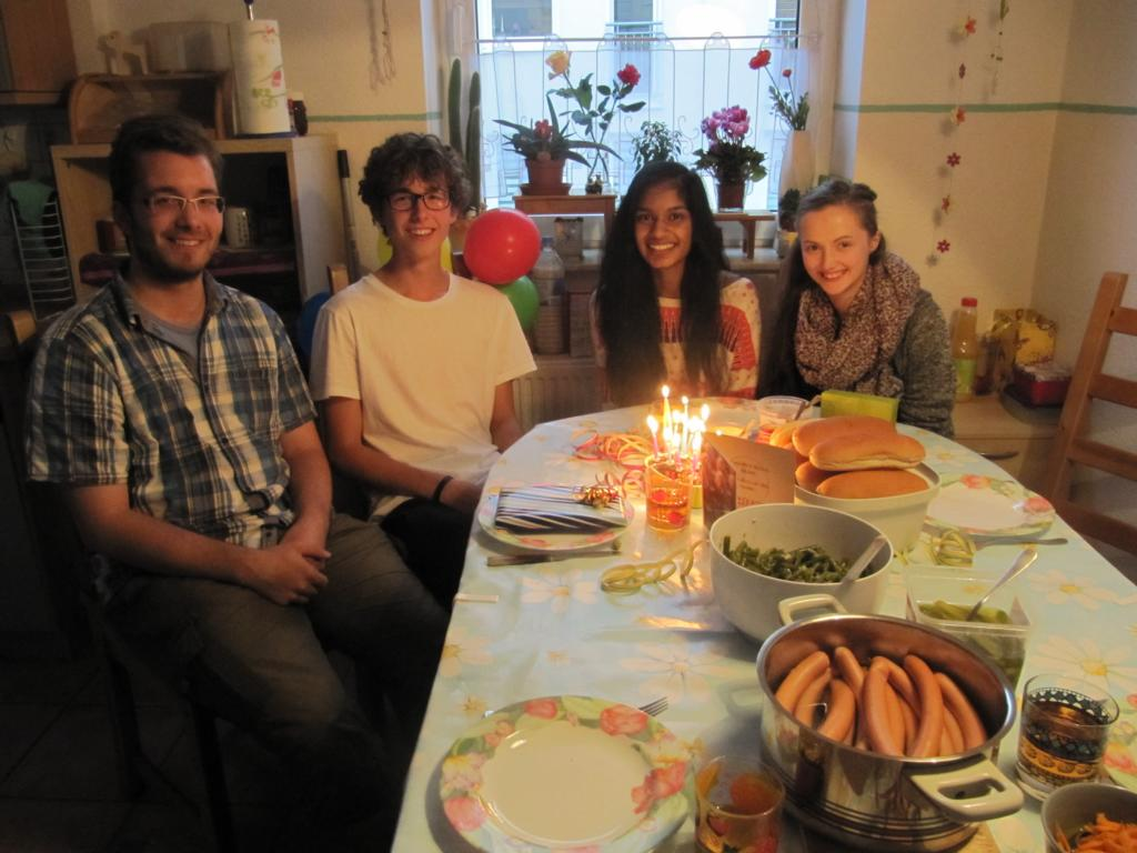 Manuels Geburtstag