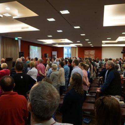 Konferenz in Kroatien