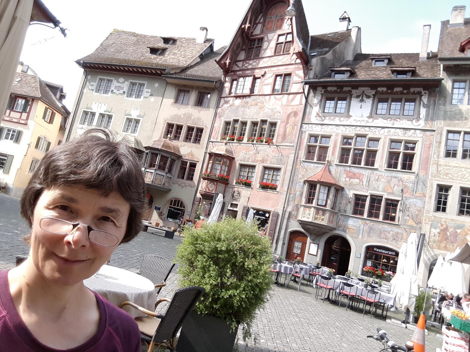 in Steim am Rhein